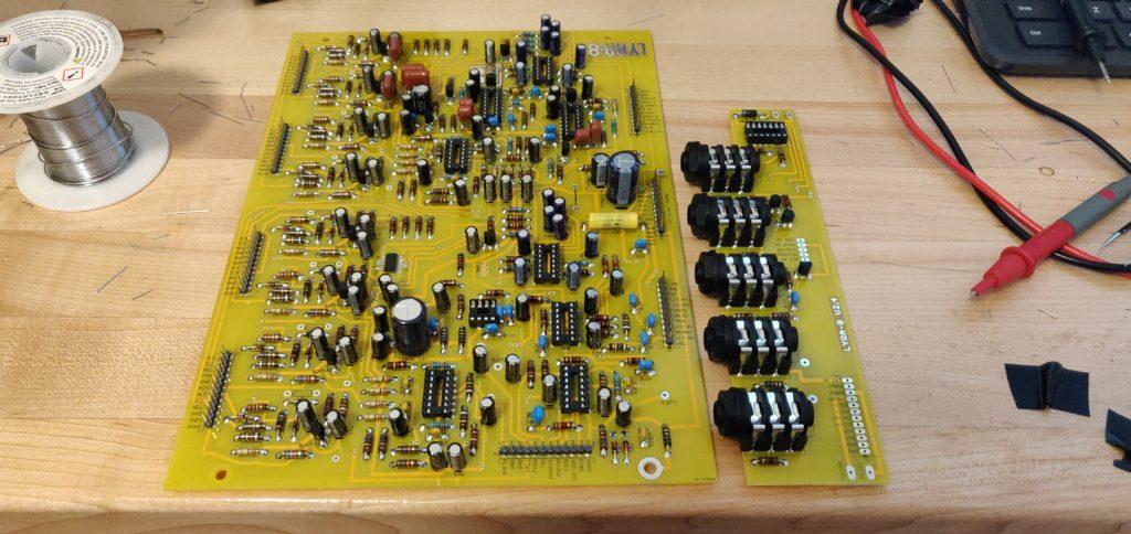 Control Board and Main Board