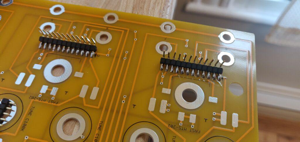 SMD Pin Headers