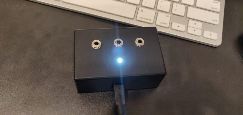 DIY CV to MIDI Box